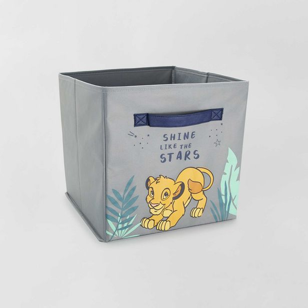 Oferta de Cubo de almacenaje 'Disney' por 7€