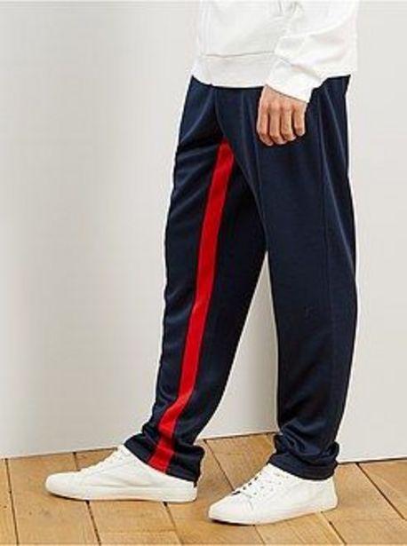 Oferta de Pantalón de deporte de estilo vintage por 8€