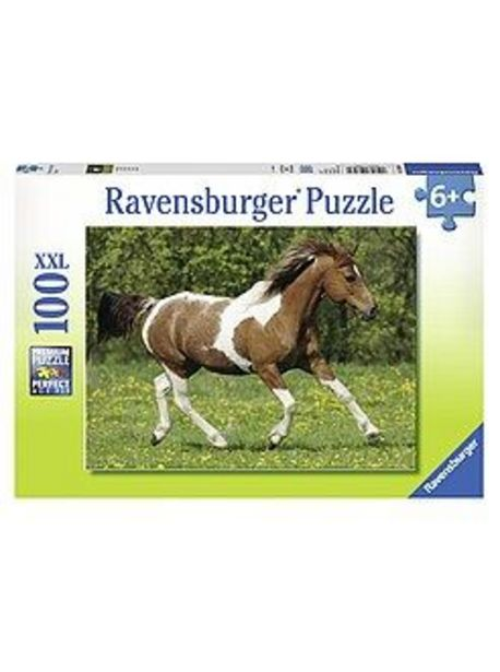 Oferta de Puzzle XXL 'caballos' de 'Ravensburger' por 7€