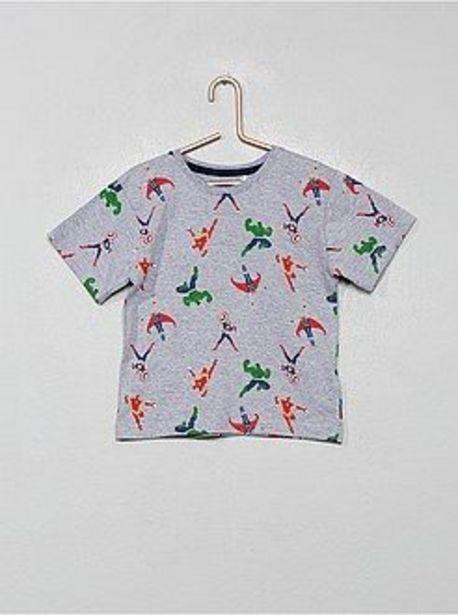 Oferta de Camiseta estampada 'Los Vengadores' por 4€