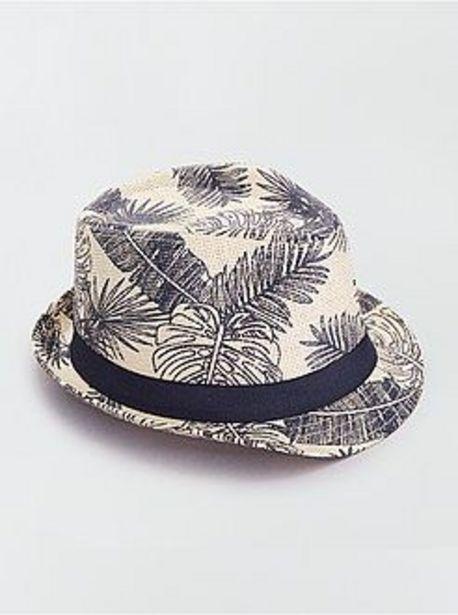 Oferta de Sombrero borsalino estampado por 3€
