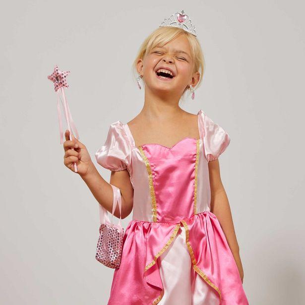 Oferta de Estuche de accesorios de princesa por 8€