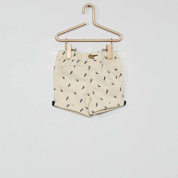 Oferta de Pantalón corto eco-concepción por 6€