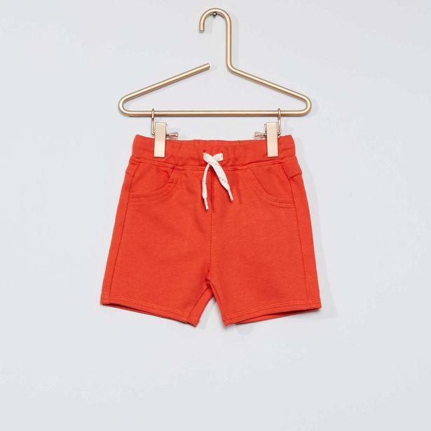Oferta de Pantalón corto de felpa por 3€