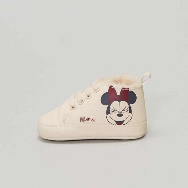 Oferta de Zapatillas altas 'Minnie' por 8€