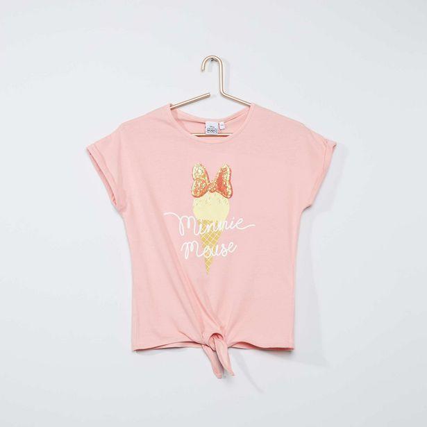 Oferta de Camiseta 'Minnie Mouse' por 4€