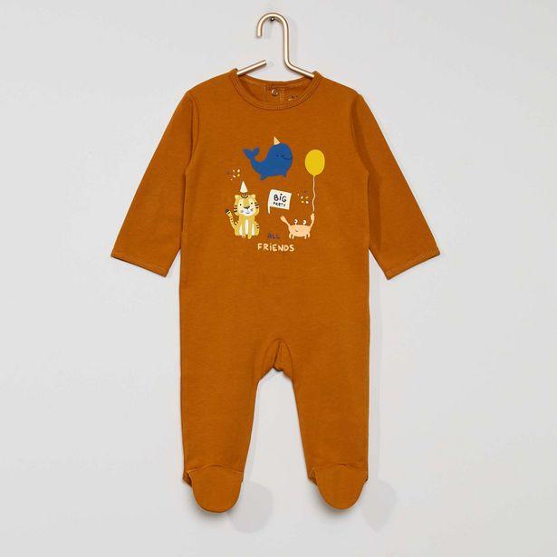 Oferta de Pijama de punto 'eco-concepción' por 4€