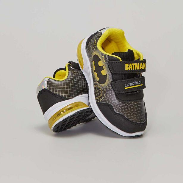 Oferta de Zapatillas luminosas 'Batman' por 25€