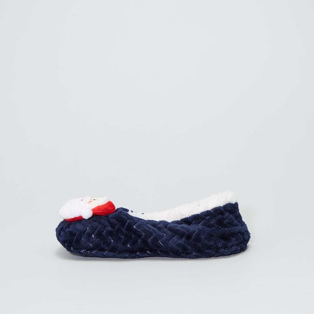 Oferta de Zapatillas de casa de Navidad por 7€