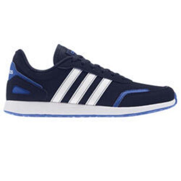 Oferta de Adidas Switch Niños Azul Cordones Zapatillas Caminar por 24,99€
