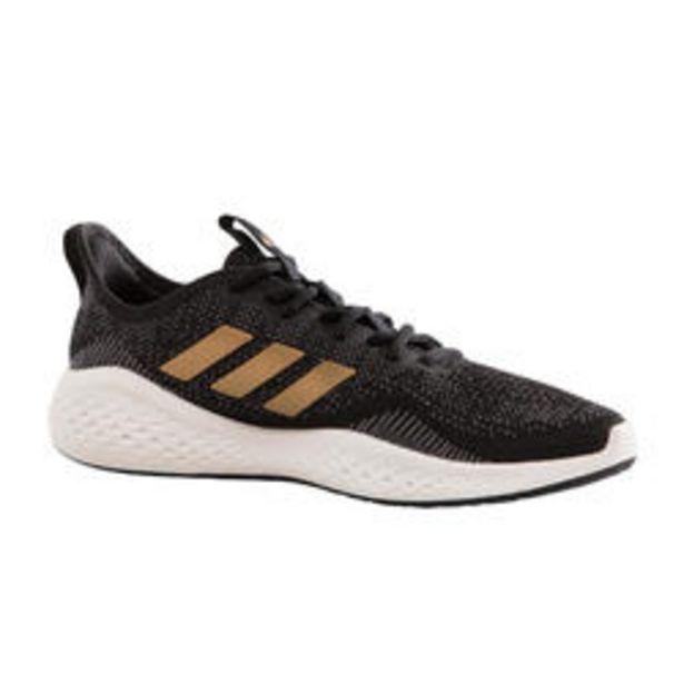 Oferta de Zapatillas Running Adidas FluidFlow Mujer Negro por 49,99€