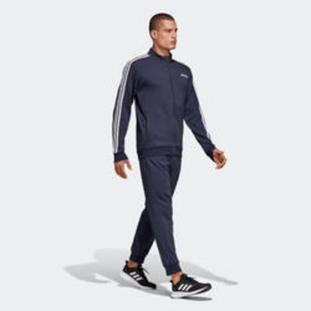 Oferta de Chándal Adidas Hombre azul marino por 59,99€