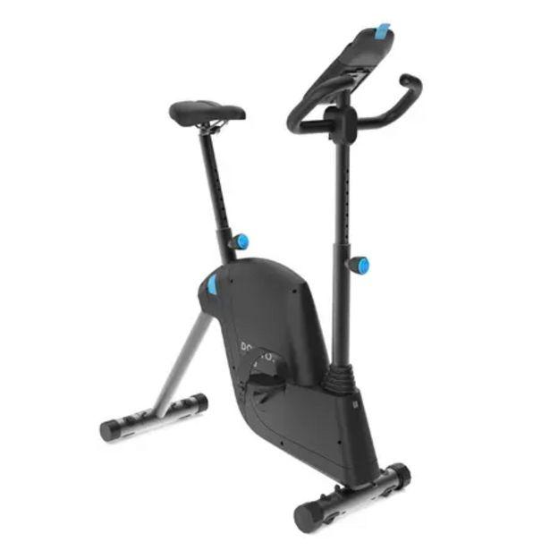 Oferta de Bicicleta estática EB Fold plegable y conectada por 319,99€