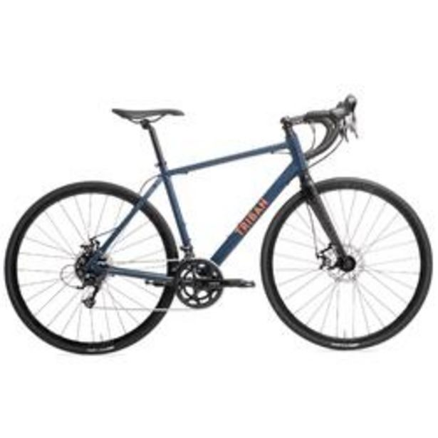 Oferta de REACONDICIONADO BICICLETA DE CARRETERA TRIBAN por 449,99€