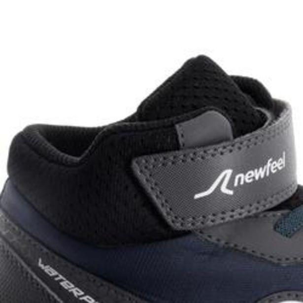 Oferta de Zapatillas Marcha Newfeel Protect Waterproof 580 Niños Grises por 19,99€