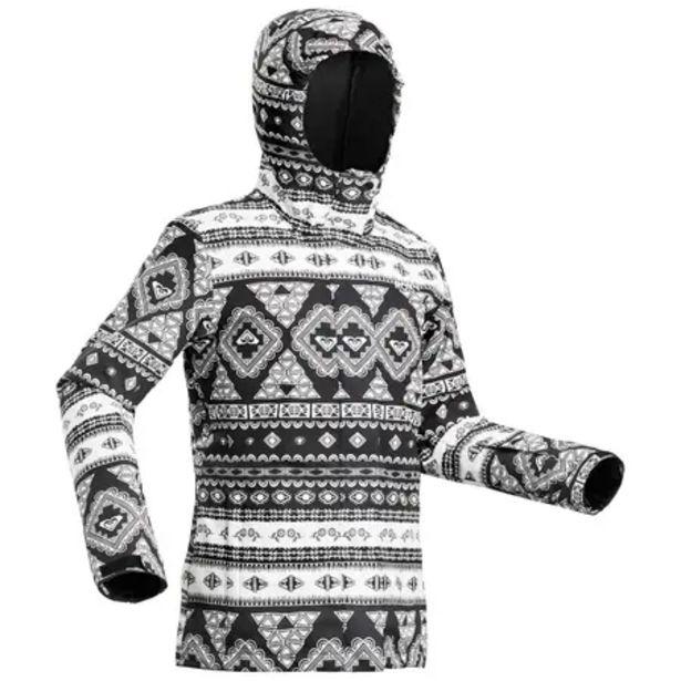 Oferta de Chaqueta Snowboard y Esquí, Roxy, Impermeable, Mujer, Negro Blanco por 99,99€