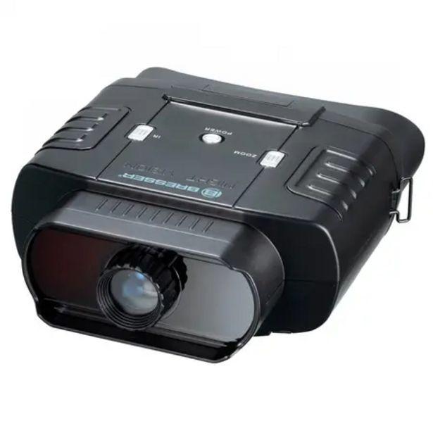 Oferta de Binocular de visión nocturna digital 3x20 por 129€