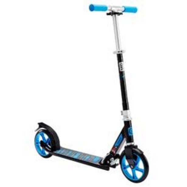 Oferta de Patinete Scooter Oxelo MID 7 Niños Azul Negro por 49,99€