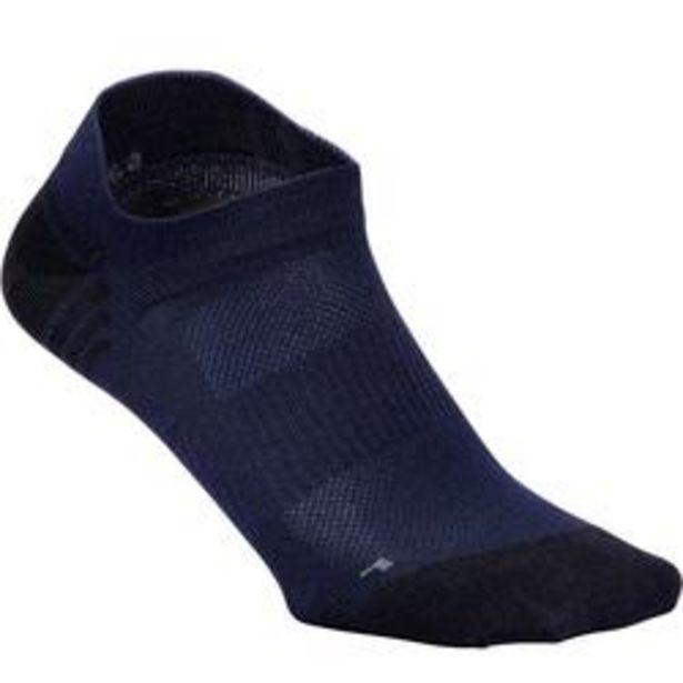 Oferta de Calcetines Caminar SW 500 Fresh Invisible Azul Marino por 1,99€