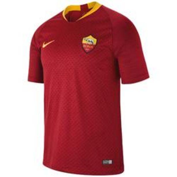 Oferta de Camiseta AS Roma 18/19 local niños por 37,99€