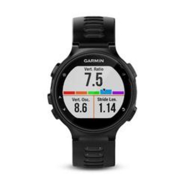 Oferta de PRODUCTO OCASIÓN: Garmin Forerunner 735 XT Reloj GPS Pulsómetro por 143,99€