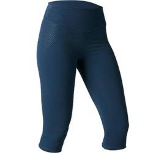 Oferta de Malla leggings pirata mujer Nyamba 900 slim azul por 4,99€