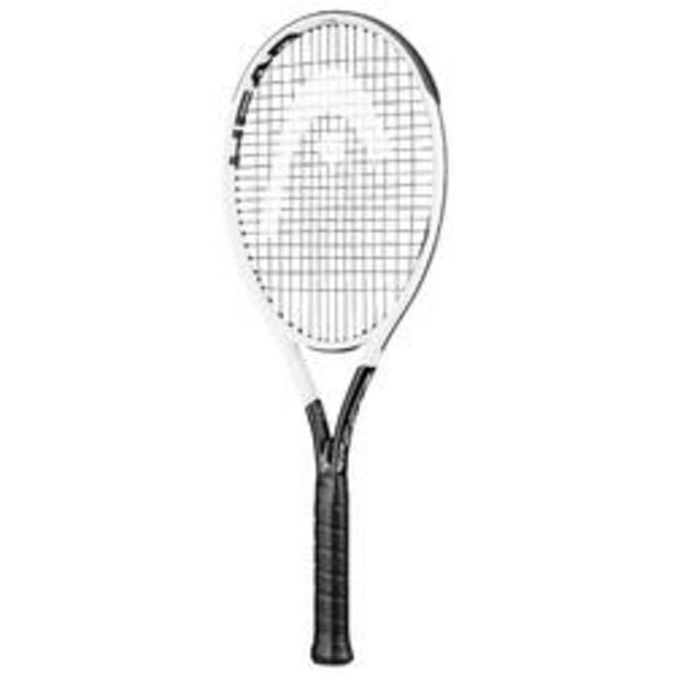 Oferta de Raqueta de Tenis Head Grafeno 360+Speed Lite Adulto Blanco por 119,99€