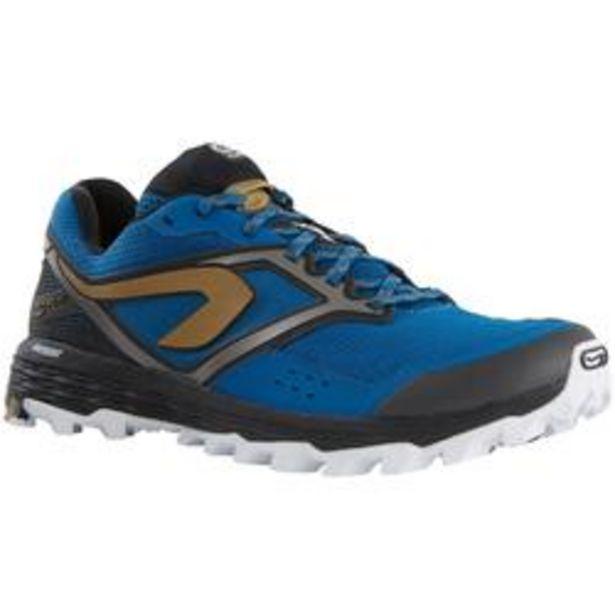 Oferta de Zapatillas Trail Running Kalenji XT7 Hombre Azul/Bronce por 44,99€