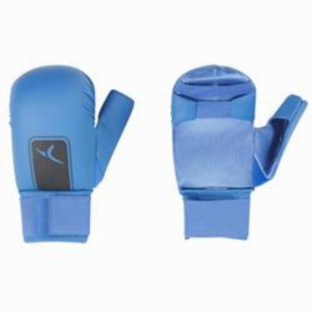 Oferta de Mitones Karate Domyos Adulto Azul por 9,99€