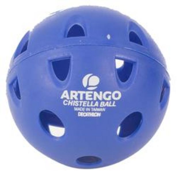 Oferta de Pelota Chistella Artengo Azul por 1,49€