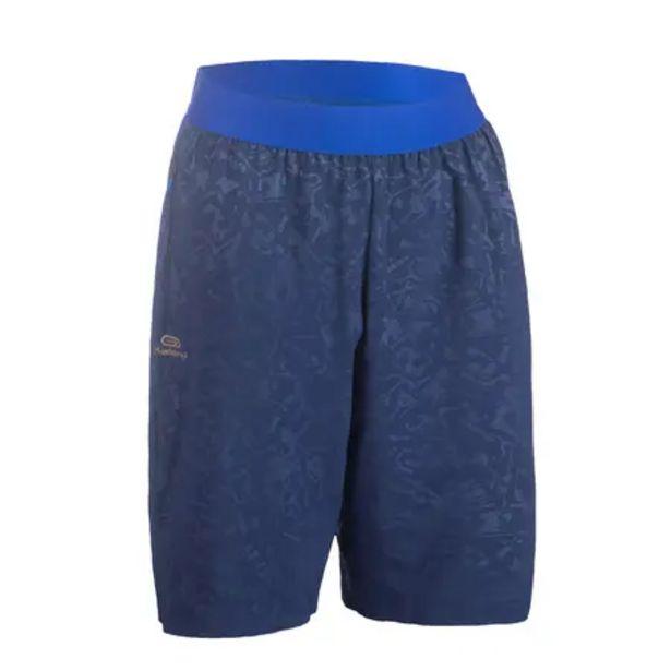 Oferta de Short Running AT 500 Niño Azul Marino Ligero Holgado por 9,99€