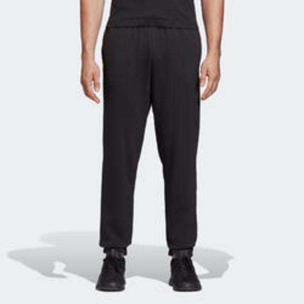 Oferta de Pantalón Adidas Regular negro hombre por 26,99€