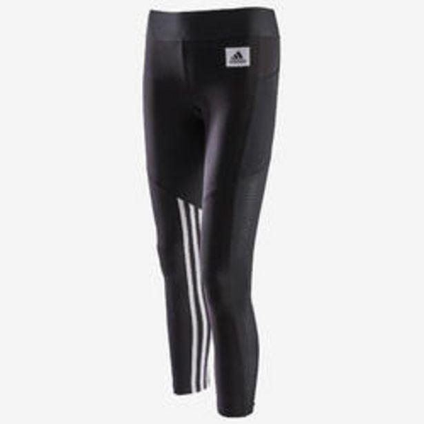 Oferta de Mallas leggins Adidas mujer negro por 22,99€