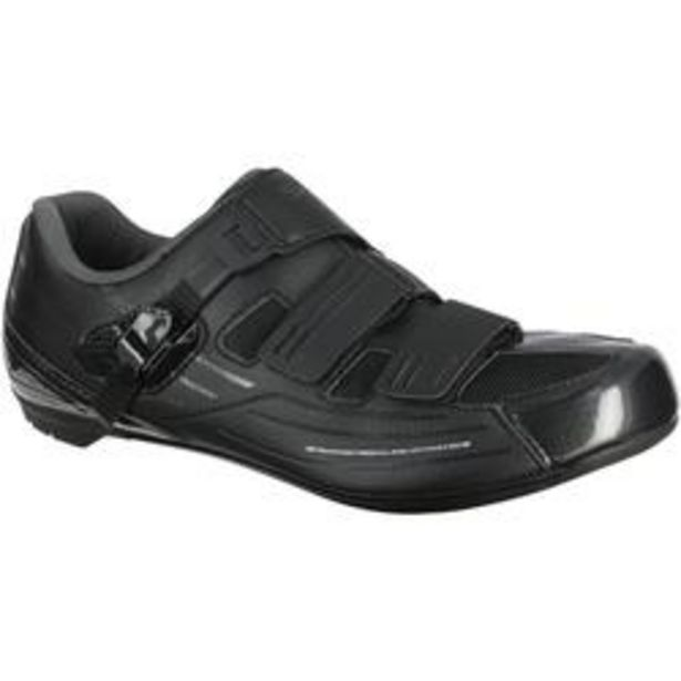 Oferta de Zapatillas de ciclismo de carretera SHIMANO RP3 negras por 64,99€