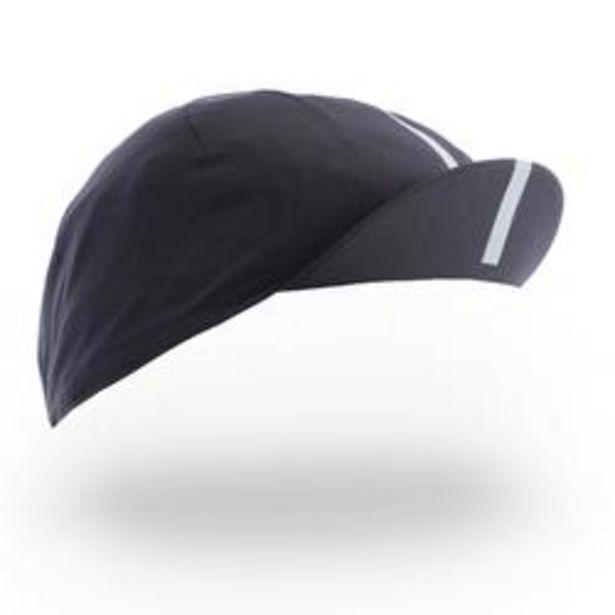 Oferta de Gorra de ciclismo ROADR 520 Ultralight Negro por 6,99€