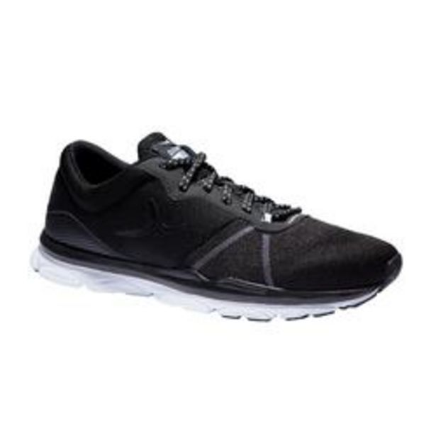 Oferta de Zapatillas Fitness Domyos 500 Mujer Negro por 19,99€