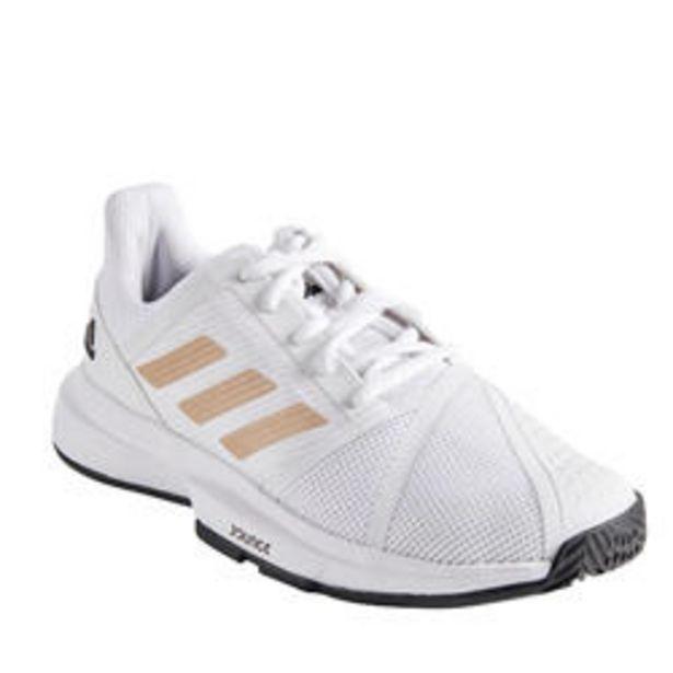 Oferta de Zapatillas de Tenis Adidas Courtjam Bounce Mujer Blanco por 54,99€