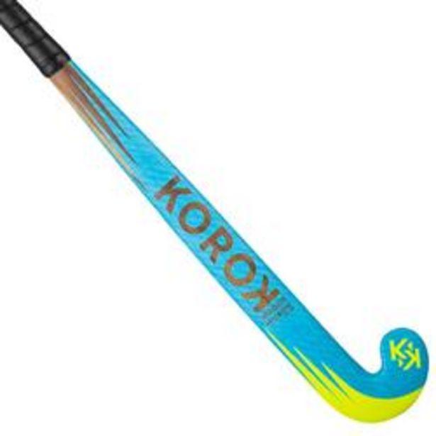 Oferta de Stick Hockey Hierba Korok FH100 madera Niños azul claro por 12,99€