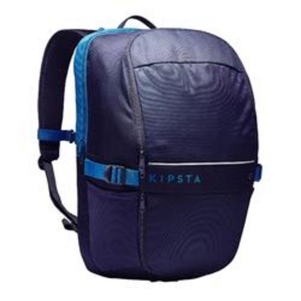 Oferta de Mochila Kipsta Essentiel 35 litros azul por 14,99€