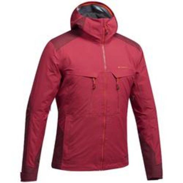 Oferta de Chaqueta impermeable de senderismo montaña - MH900 - Hombre por 49,99€