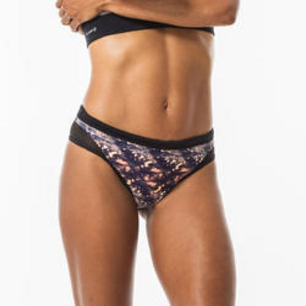 Oferta de Braguita Bikini Surf Savana Water Mujer Calada Cordón Ajuste por 14,99€