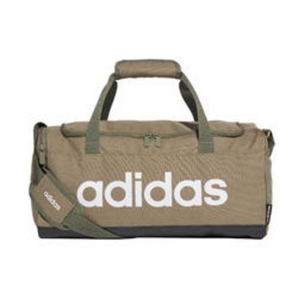 Oferta de Bolsa Deporte Gimnasio Adidas Verde Caqui por 15,99€
