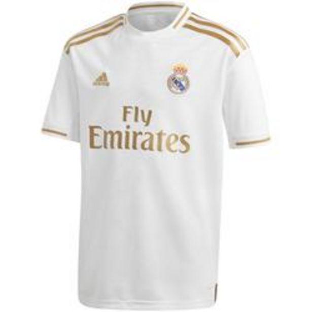 Oferta de Camiseta Real Madrid 19/20 local niños por 34,99€