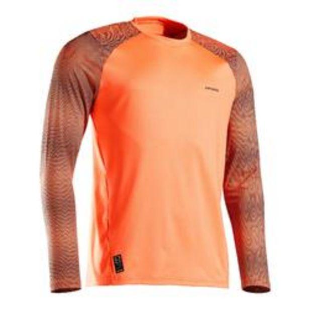 Oferta de Camiseta TENIS TÉRMICA HOMBRE TTS500 TH NARANJA por 8,99€
