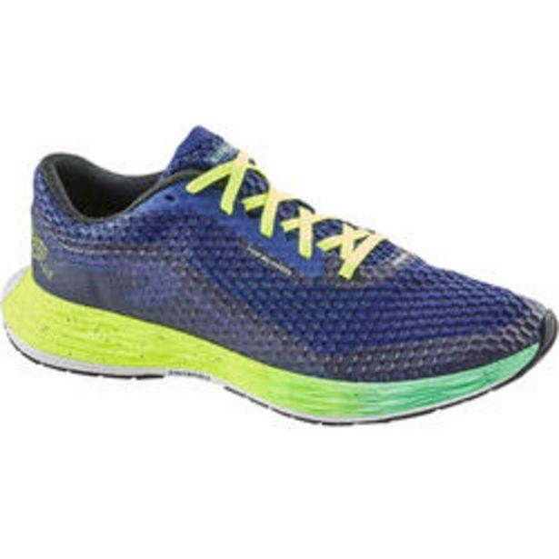 Oferta de Zapatillas Running Kiprun KD Plus Hombre Azul por 54,99€
