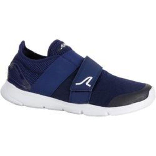 Oferta de Zapatillas Caminar Soft 180 Strap Hombre Azul/Blanco por 14,99€