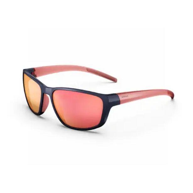 Oferta de Gafas de Sol Polarizadas Mujer Montaña y Senderismo MH550W Categoría 3 por 19,99€