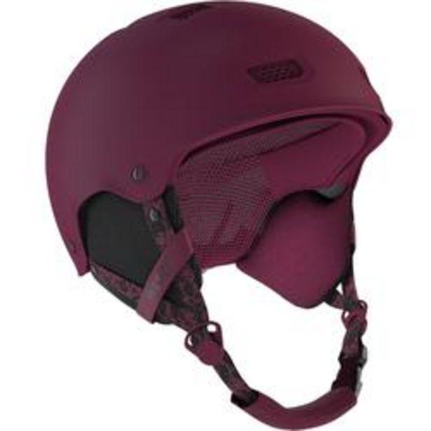 Oferta de Casco de Snowboard y Esquí, Wed'ze H-FS 300, Adulto y Niño, Violeta por 24,99€