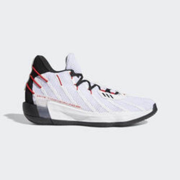 Oferta de Zapatillas Baloncesto Adidas Dame 7 Adulto por 89,99€