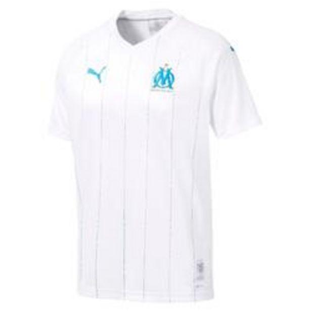 Oferta de Camiseta Olympique de Marsella Puma 19/20 local niños por 29,99€